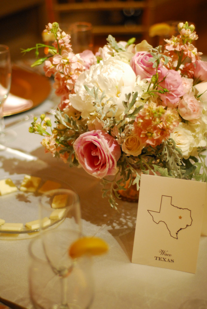 unique table number idea san antonio