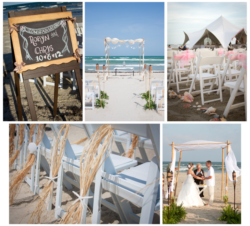 Port Aransas Beach Weddings