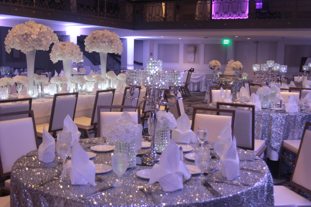 Ideas for Glamorous Bling Weddings San Antonio Wedding